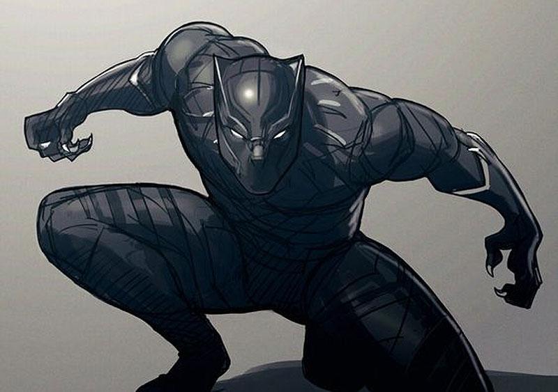 """""""Black Panther"""" najlepiej zarabiającym filmem MCU!"""