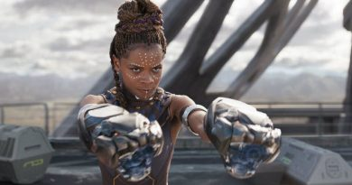 Black Panther, Letitia Wright, Shiro