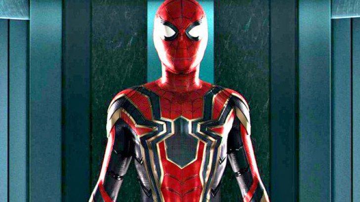 Spider-Man, Iron Spider