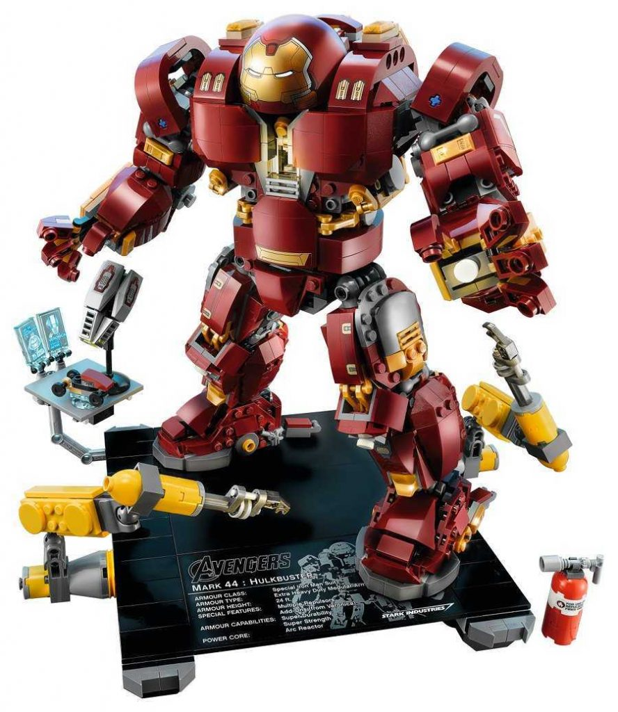 Iron Man, LEGO Hulkbuster