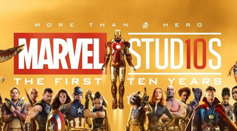 Infinity War, Marvel Studios - The First Ten Years
