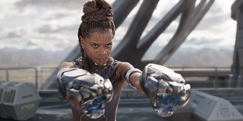 Shuri Black, Panther, Avengers: Infinity War