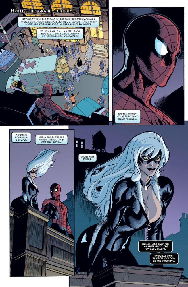 Spider-Man, Black Cat