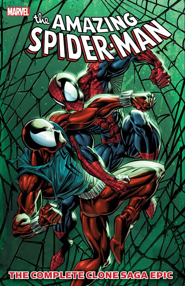 The Amazing Spider-Man, Clone Saga