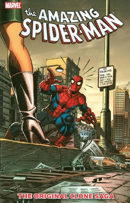 The Amazing Spider-Man - The Original Clone Saga
