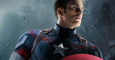 Tarcza Captain America Marvel Legends