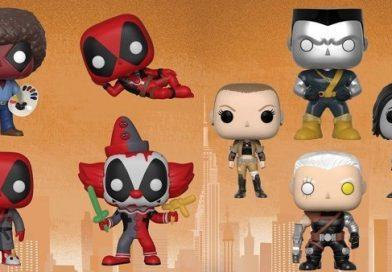 Nowe figurki Deadpoola od Funko i Hasbro