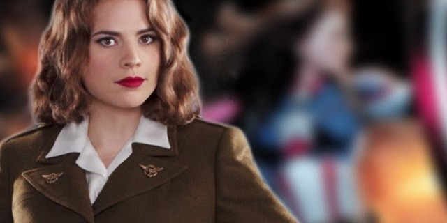 Exiles Peggy Carter Hayley Atwell