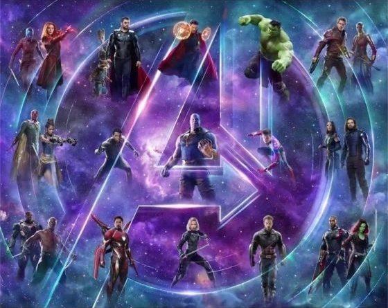 Avengers Infinity War, Infinity War, Entertainment Weekly