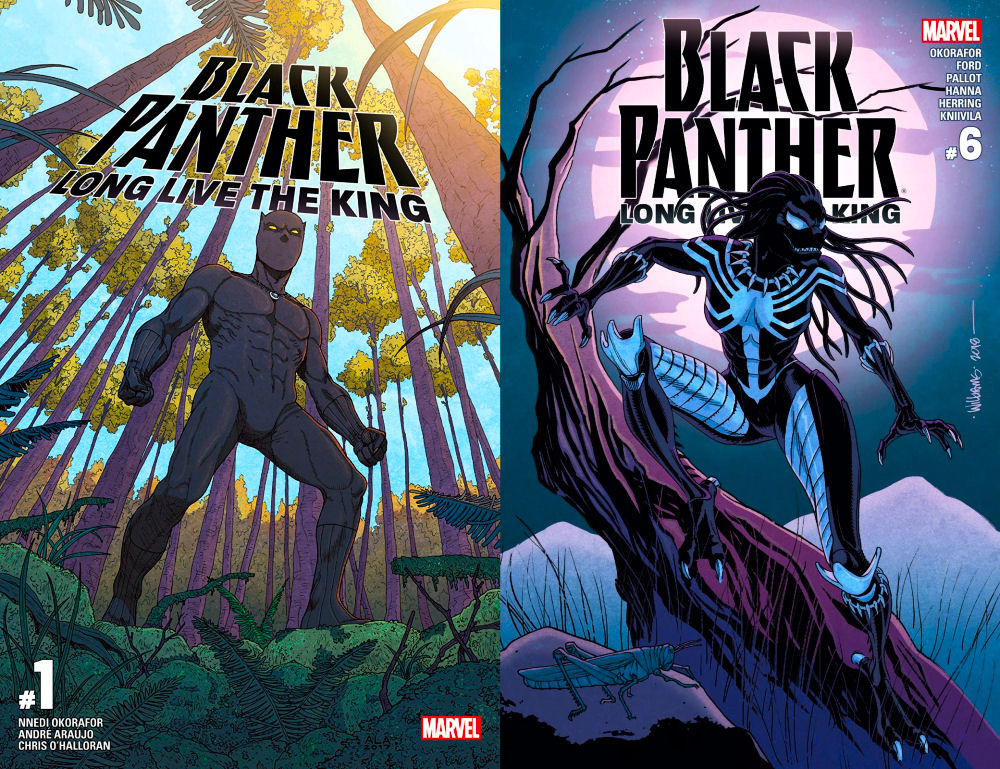 """Black Panther: Long Live The King #1-6"" (2018) – Recenzja"