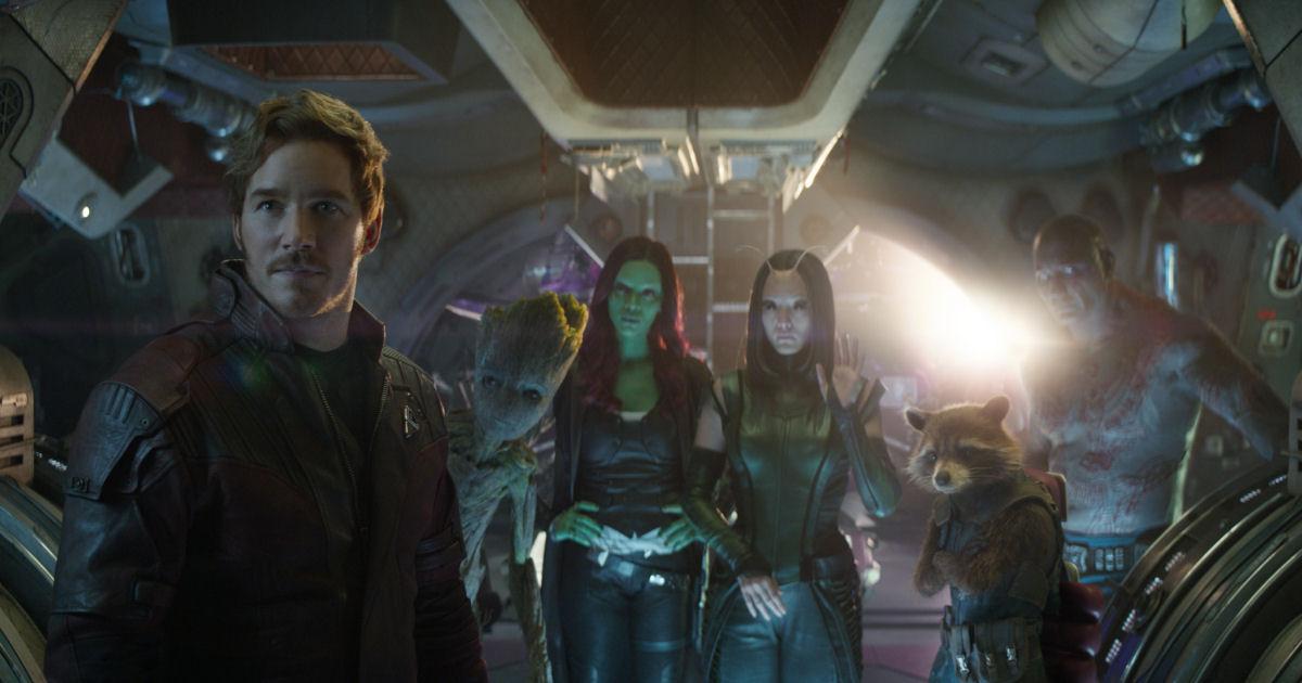 Guardians of the Galaxy, Avengers Infinity War, Waititi