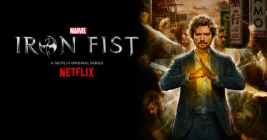 Iron Fist, Netflix