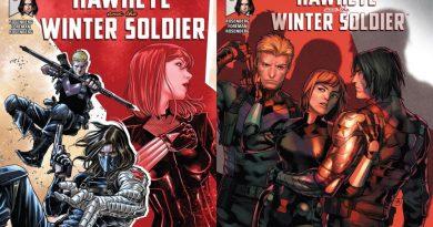 Tales of Suspense, Winter Soldier, Black Widow, Hawkeye