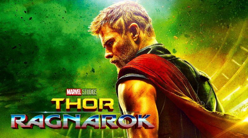 Thor Ragnarok - DVD