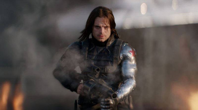 Winter Soldier, Bucky, Infinity War, Golden Arm