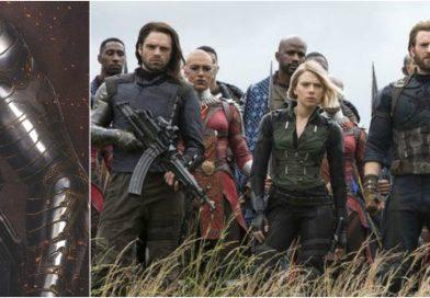 Nowa proteza Winter Soldiera ma specjalne funkcje?