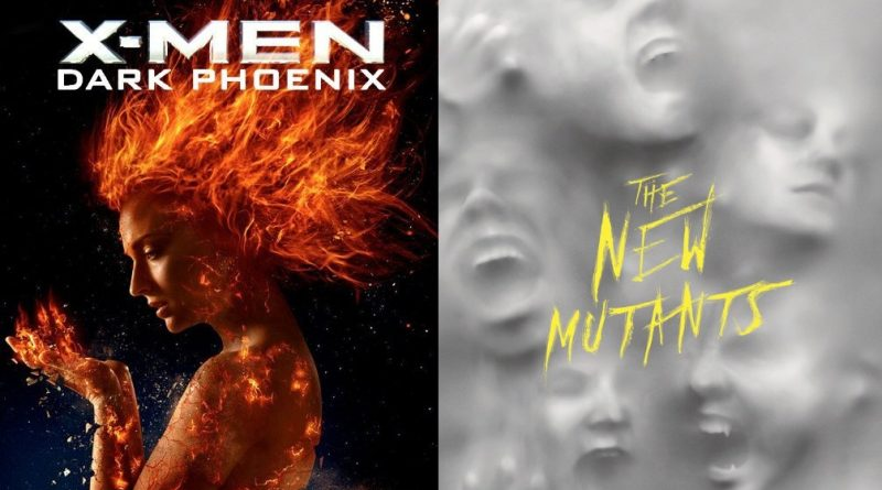 X-Men Dark Phoenix, The New Mutants