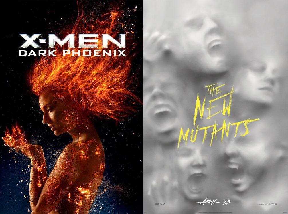 X-Men Dark Phoenix, The New Mutants