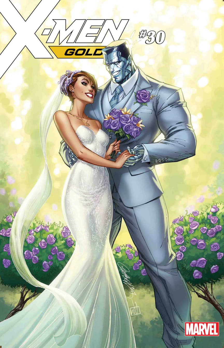 X-Men Gold, Kitty Pryde, Colossus