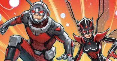 Ant-Man, Wasp