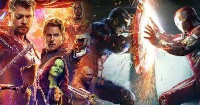 Avengers 4 Civil War