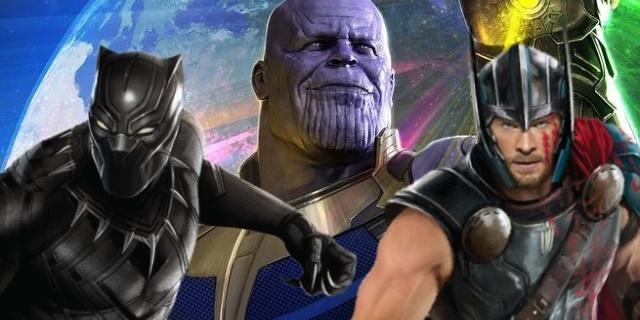 MCU Infinity War