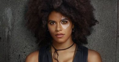 Zazie Beetz, Domino