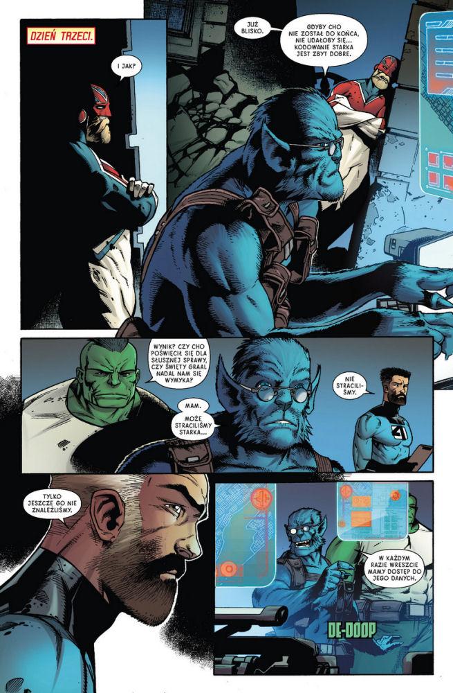 Avengers: Czas się kończy