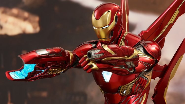 Avengers Infinity War, Hot Toys, Iron Man