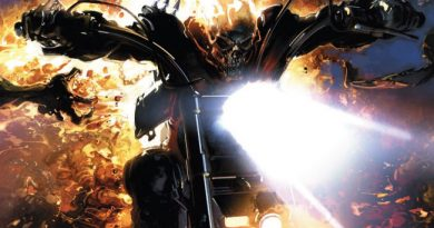 Ghost Rider, Johnny Blaze, Ghost Rider