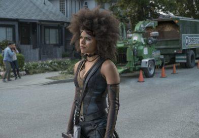 """""""Deadpool 2"""" – Wczesny szkic koncepcyjny Domino"""