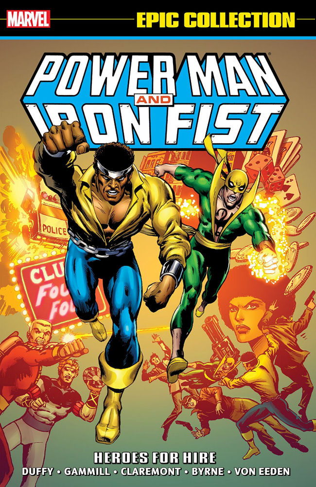 Heroes for Hire, Power Man, Iron Fist, Luke Cage