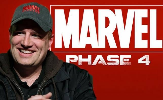 Marvel Studios, Phase 4, Faza 4, Kevin Feige