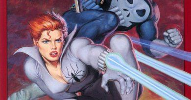 Punisher, Black Widow