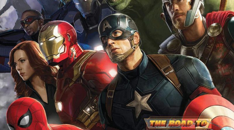 Avengers Infinity War, film