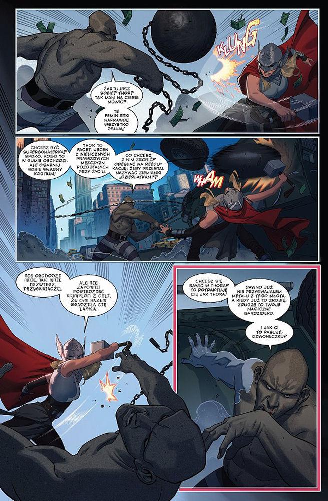 Thor: Gromowładna
