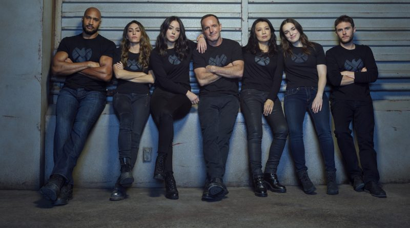 Agenci Tarczy, Agents of SHIELD
