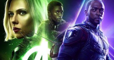 Infinity War soundtrack
