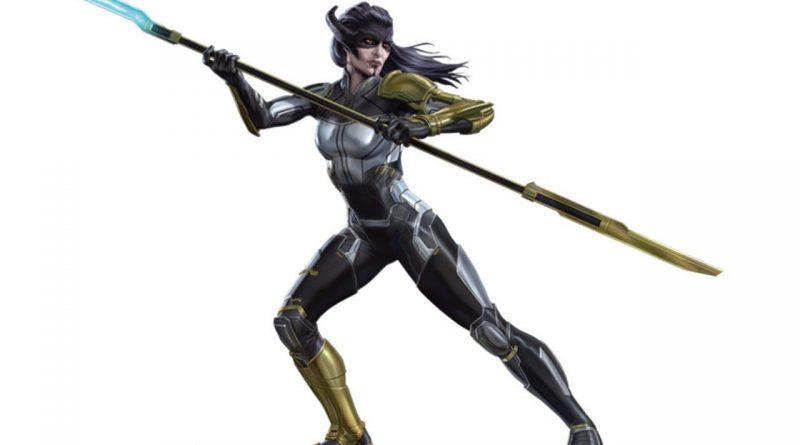Avengers Infinity War, Proxima Midnight