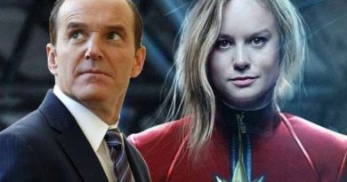 Clark Gregg Coulson Captain Marvel