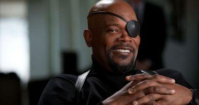 Nick Fury MCU pierwsze sceny po napisach, Spider-Man