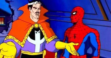 Doctor Strange Spider-Man Benedict Cumberbatch Tom Holland