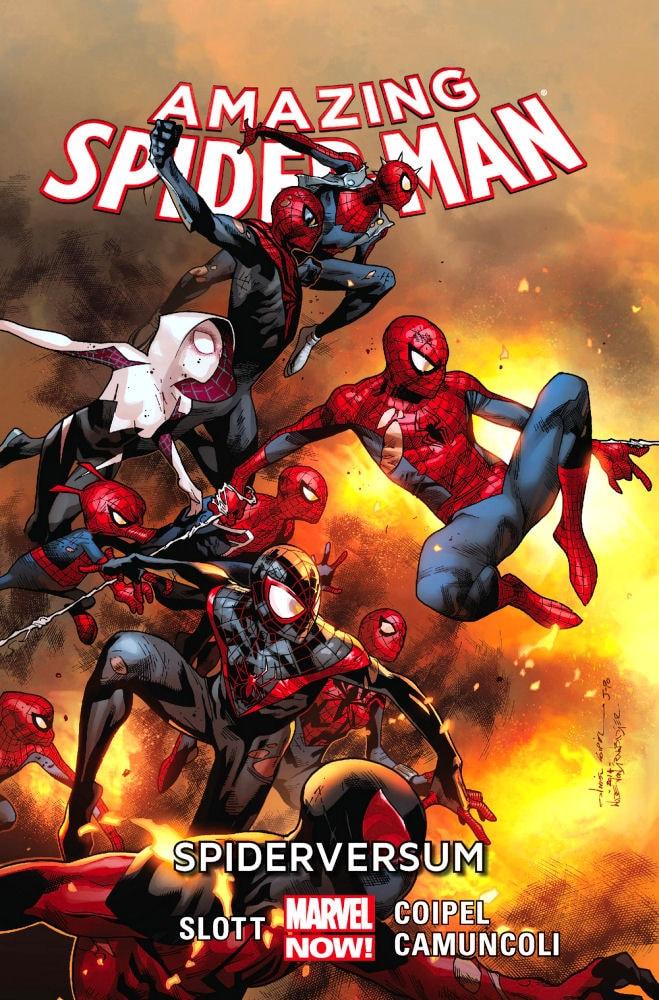 """Amazing Spider-Man: Spiderversum"" – Recenzja"