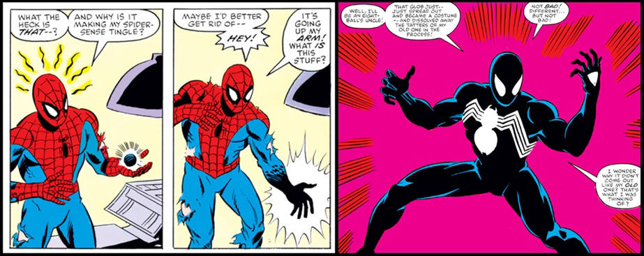 Amazing Spider-Man, Venom, Symbiote