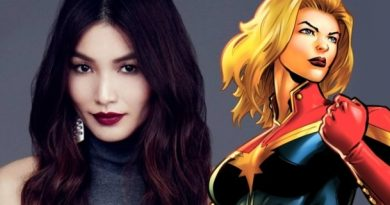 Captain Marvel, Gemma Chan