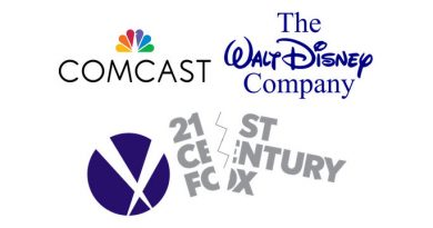 Disney, Fox, Comcast