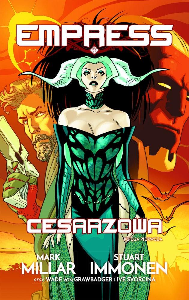 Empress, Cesarzowa