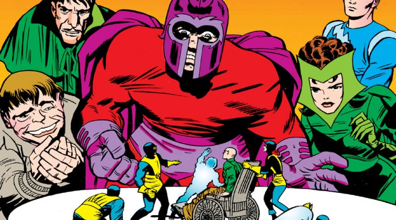 X-Men, Magneto