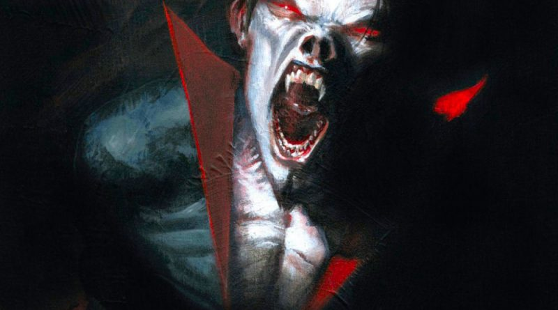 Morbius, The Living Vampire