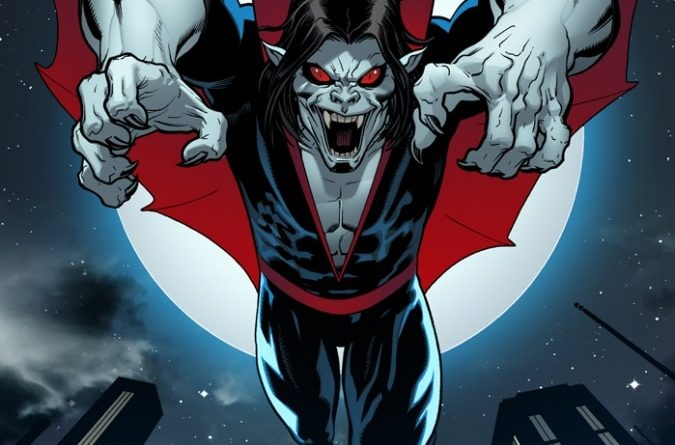 Jared Leto, Morbius, The Living Vampire
